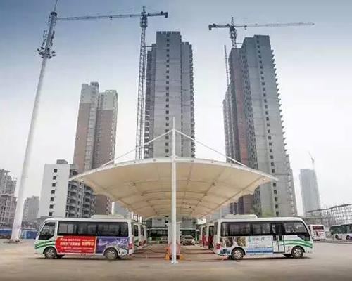 公交车充电棚公司