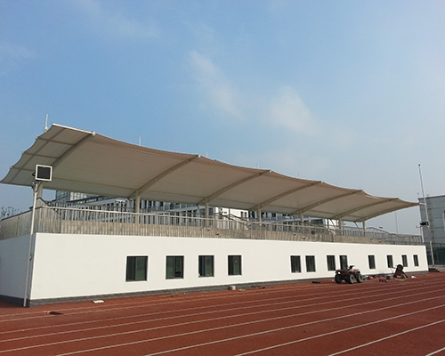 膜结构体育场看台