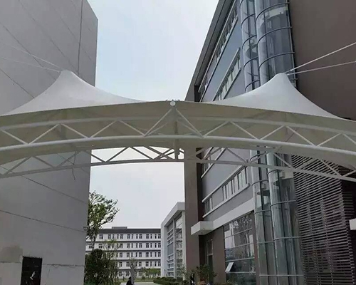屋盖膜结构