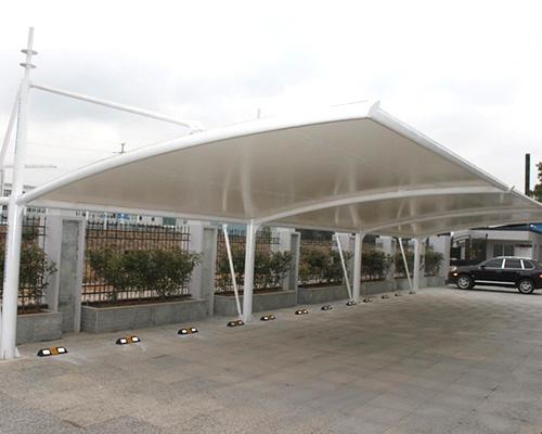 公交站膜结构生产厂家