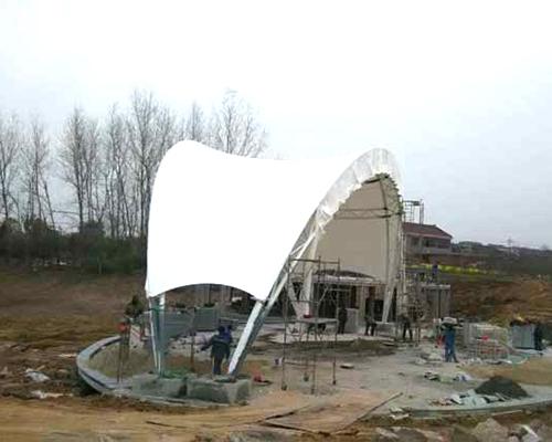 膜结构停车棚制造商
