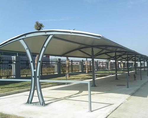 膜结构公交站公司