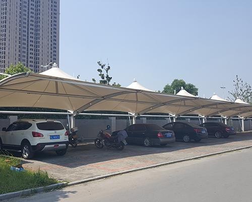 膜结构汽车棚企业