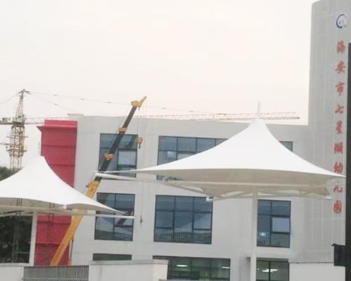 膜结构景观棚工程