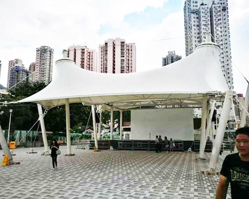 膜结构雨棚厂家